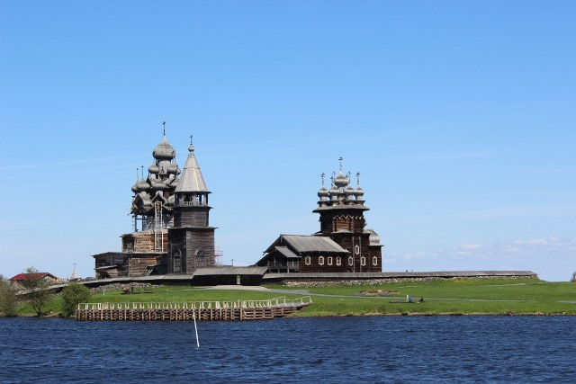 Kizhi russian river cruises