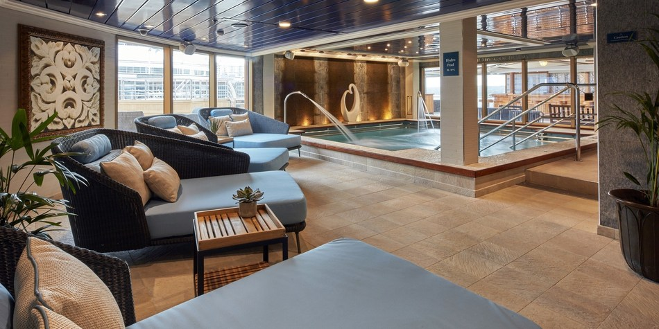 Cunard Launches New Holistic Spa Concept Rus Tourism News