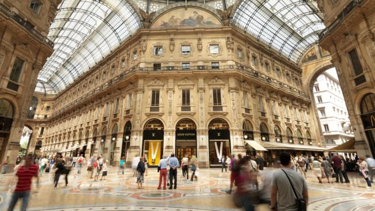 milano fashion cities