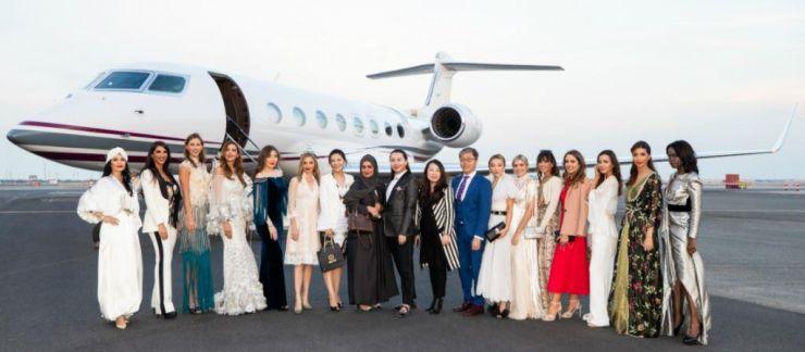 Qatar fashion show
