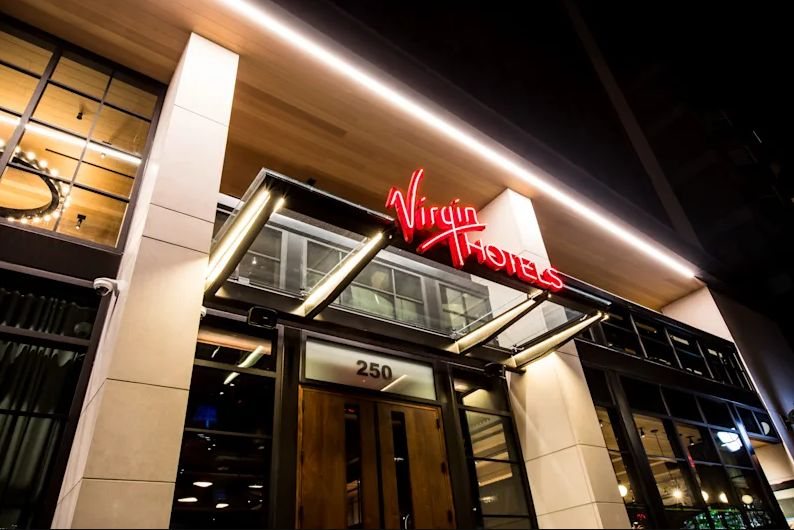 Virgin Hotel Opens In San Francisco Rus Tourism News