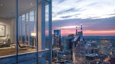 Nashville four seasons