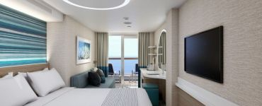 Staterooms on Mardi Gras New Cruise Ships