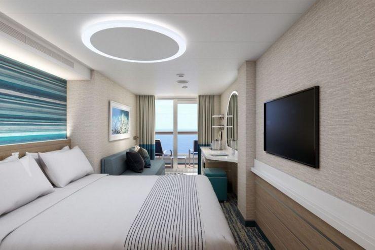 cruises Staterooms on Mardi Gras New Cruise Ships
