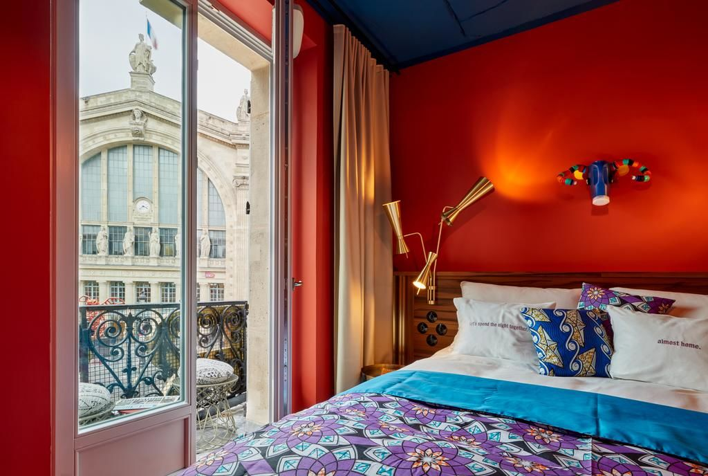 25hours Hotel Terminus Nord New Hotels in Paris