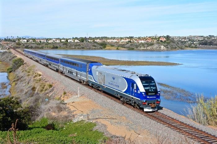 Amtrak Pacific Surfliner