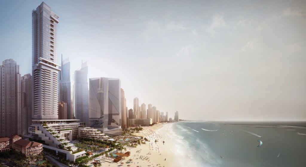 Corinthia Meydan Beach Dubai