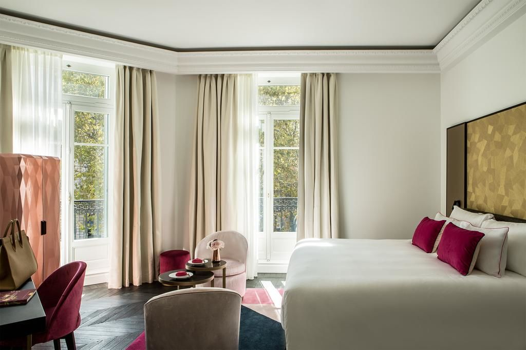 Hotel Fauchon New Hotels in Paris
