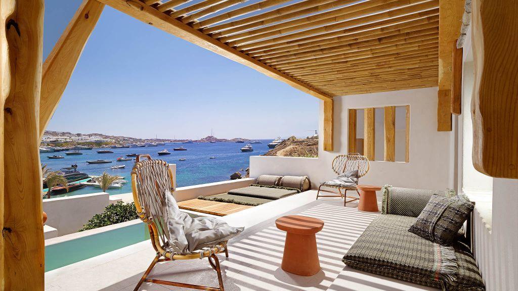 kensho-psarou New Mykonos Hotels