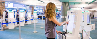 Biometric Kiosks