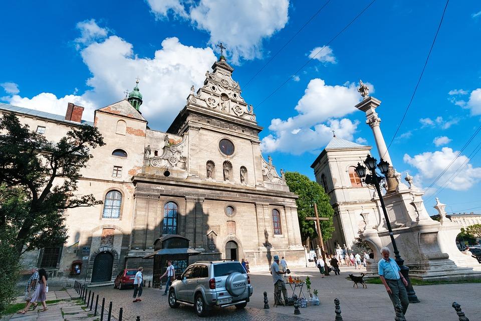 Bernardine Church and Monastery