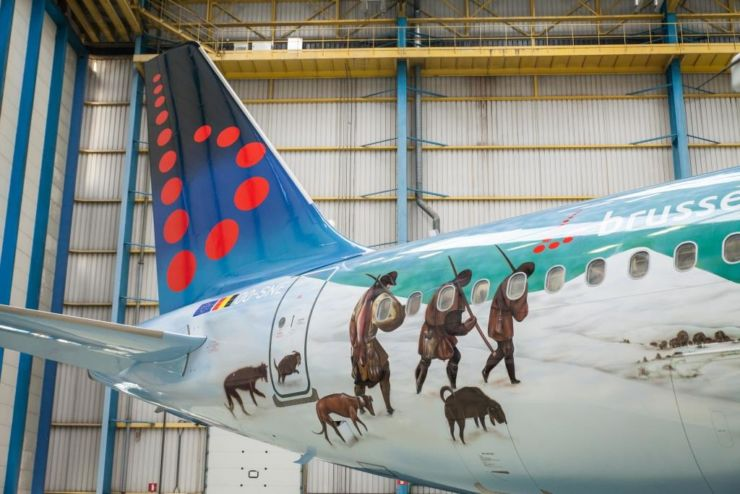 Brussels Airlines Breugel