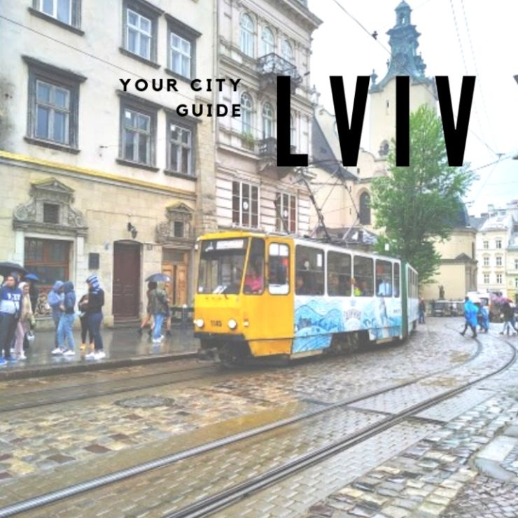 Lviv City Guide
