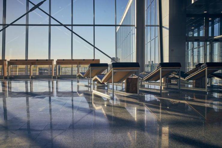 Helsinki Airport West Pier