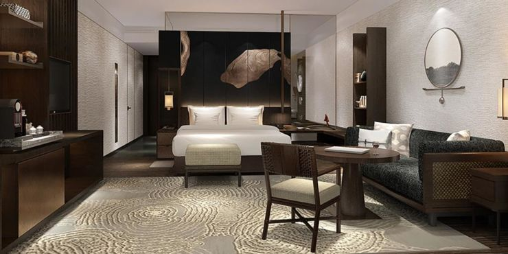 JW Marriott Hotel Qufu DiamondRock