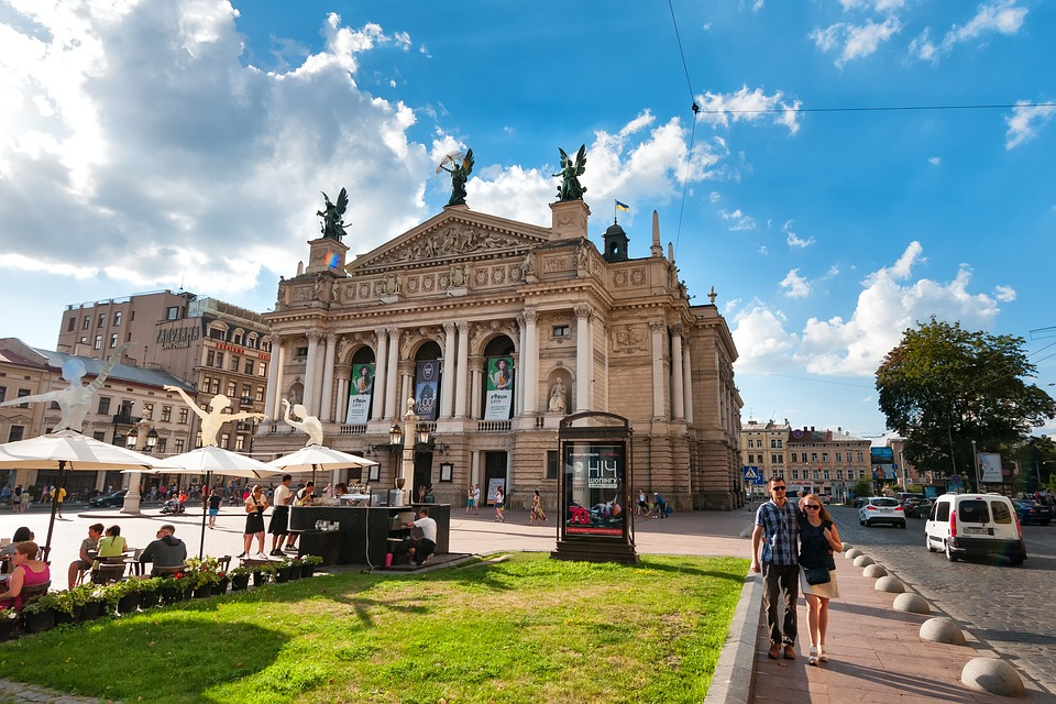 Lviv Opera Theater