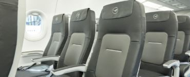 lufthansa seats Social Distancing