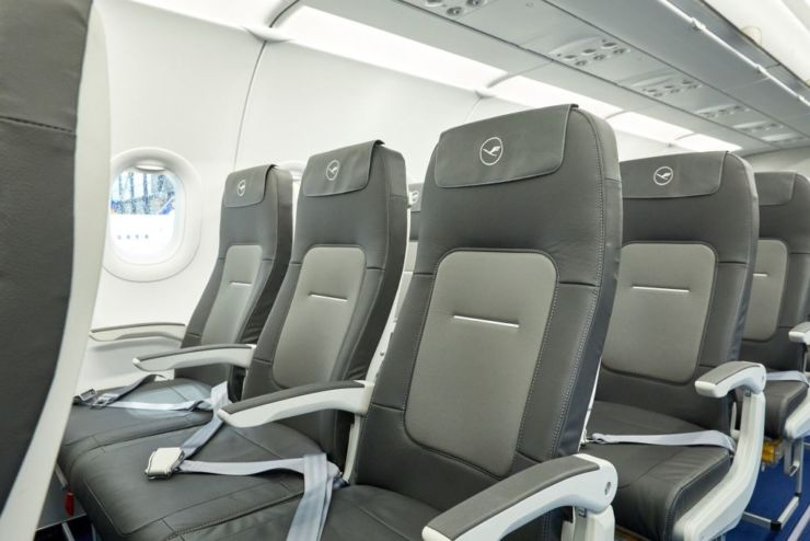 middle Seat lufthansa seats Social Distancing