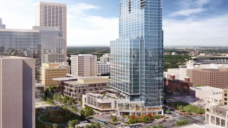 Four Seasons Hotel and Private Residences Minneapolis