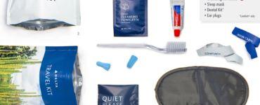 Delta Amenity Kit