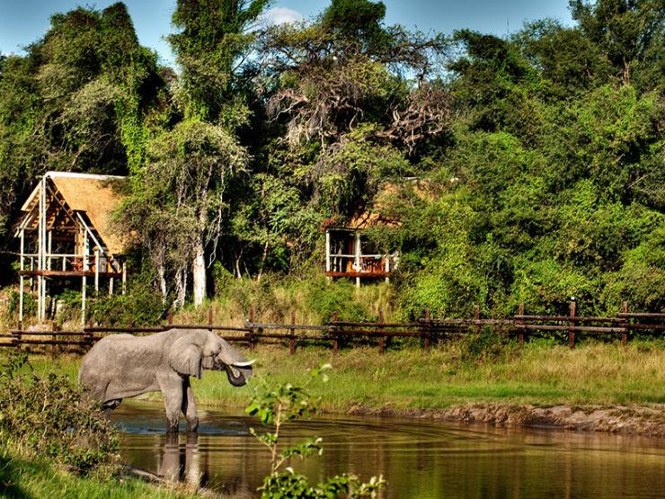 Botswana in Africa