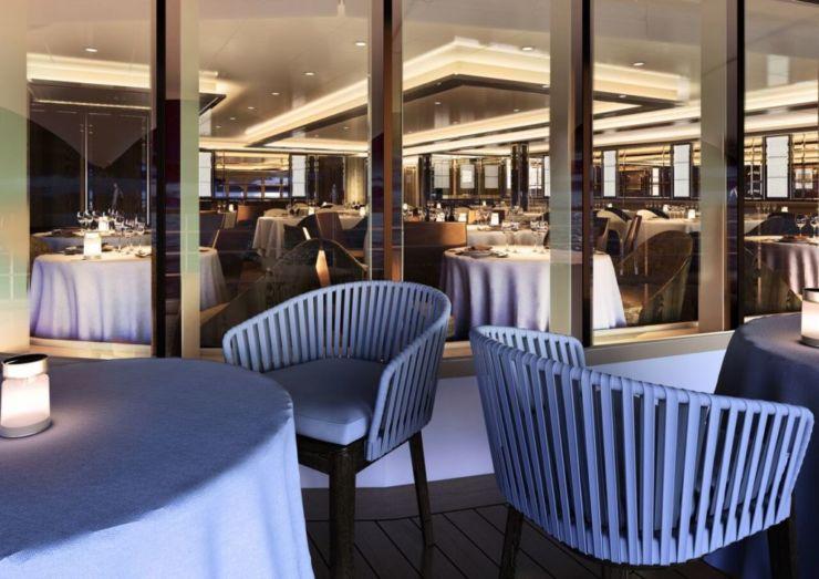 Lalique Silversea Cruises