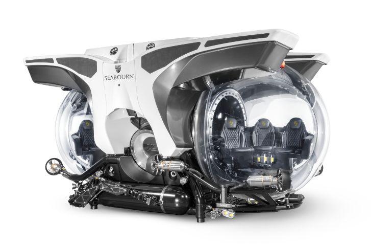 Seabourn submarine