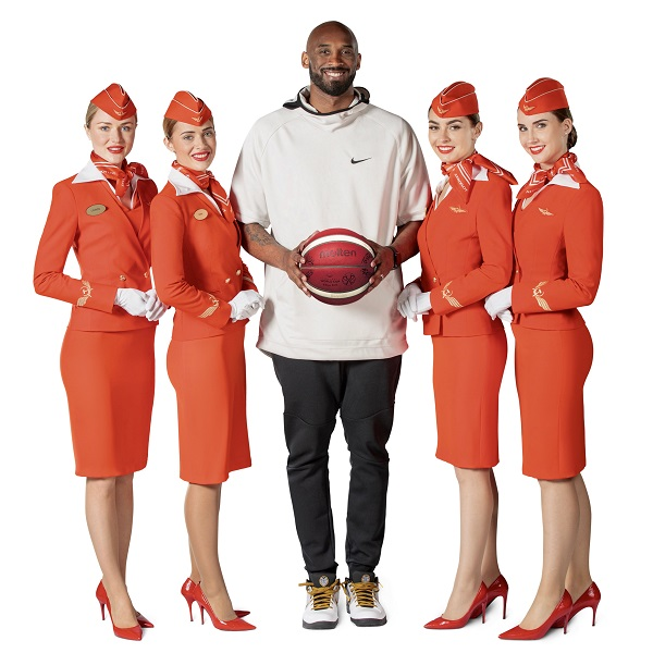 Official Airline of FIBA