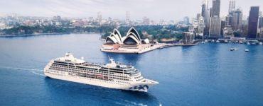 Princess Cruises Pacific Princess Australia