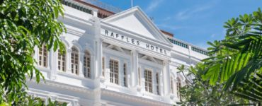Raffles Singapore new hotels in Singapore