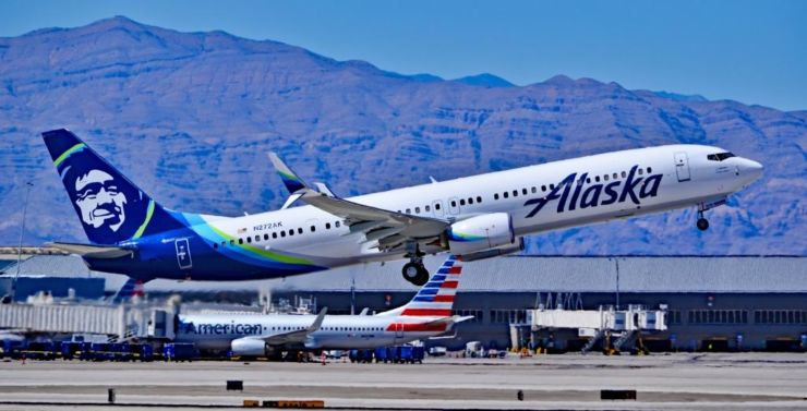 Alaska Airlines oneworld