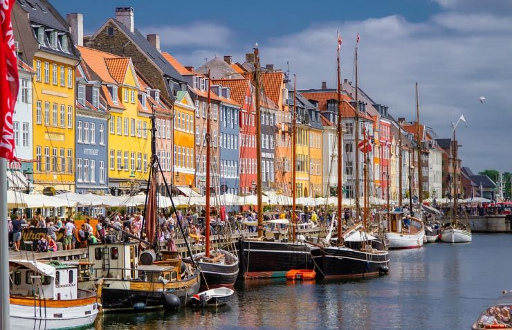 Copenhagen Travel Trends