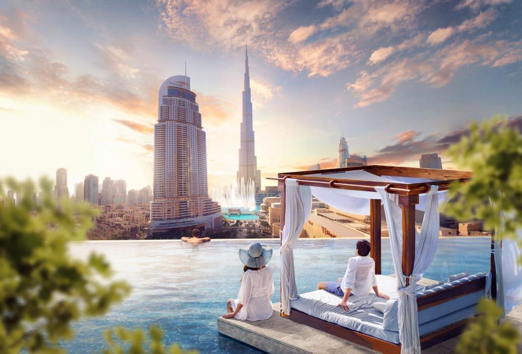 Address Fountain View Burj Khalifa