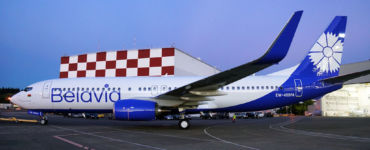 Belavia Belarusian Airlines