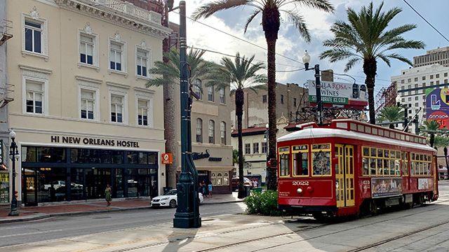 HI New Orleans Hostel