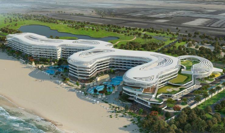 st. Regis Al Mouj Muscat Resort