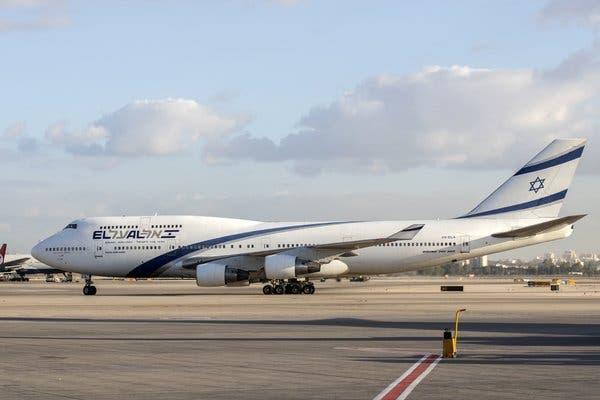 Boeing 747 El Al
