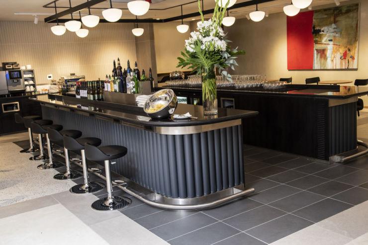 British Airways Johannesburg Lounge