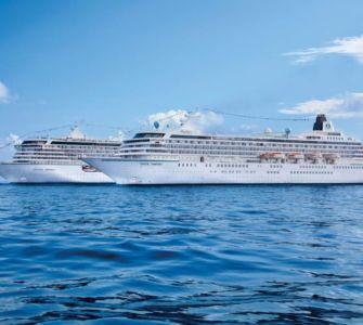 Crystal Cruises 2020