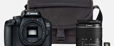 EOS 2000D ravel Photography Kit