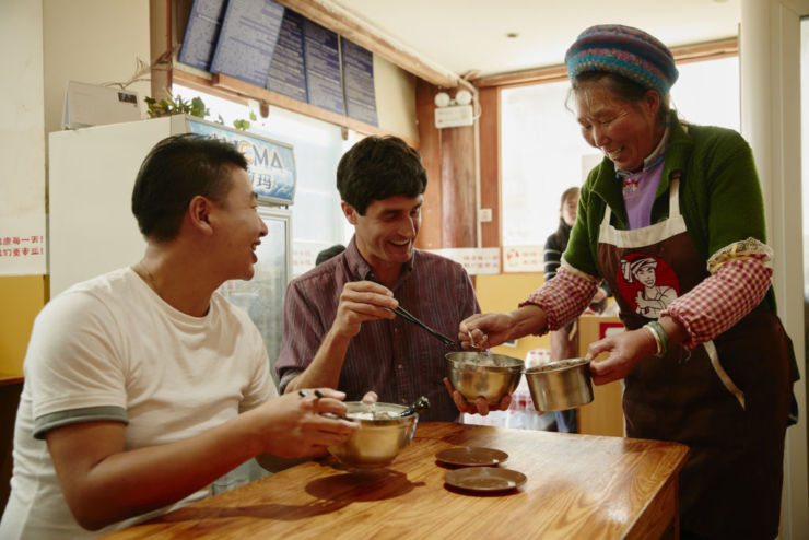 food airbnb