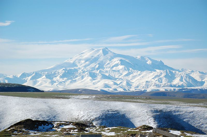 Elbrus honeymoon destinations