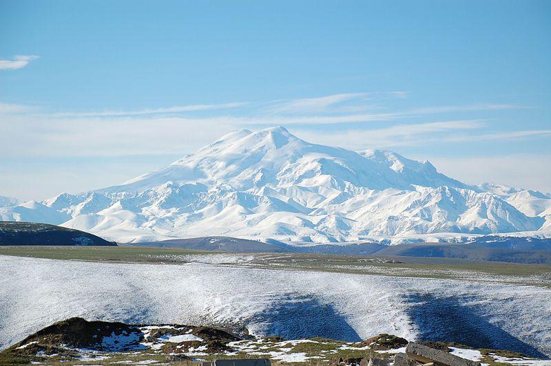 Elbrus honeymoon destinations