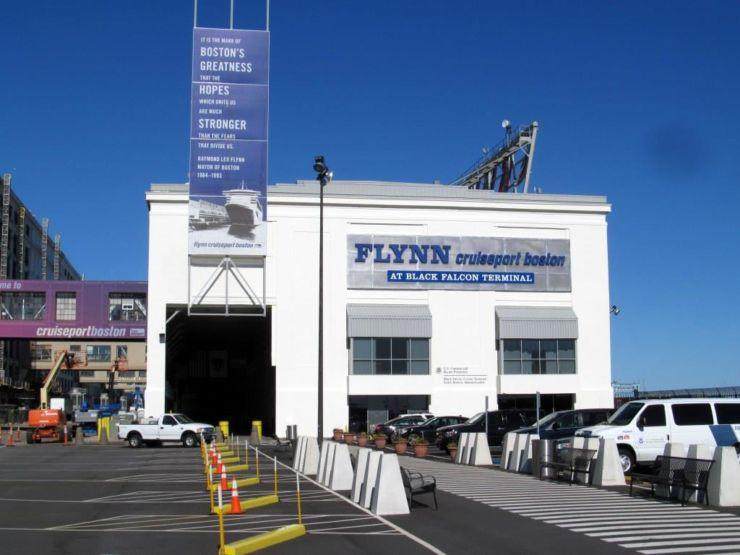 Flynn Cruiseport Boston