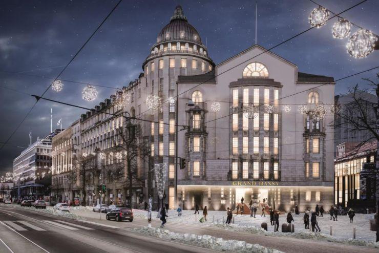 Grand hansa Hyatt Helsinki