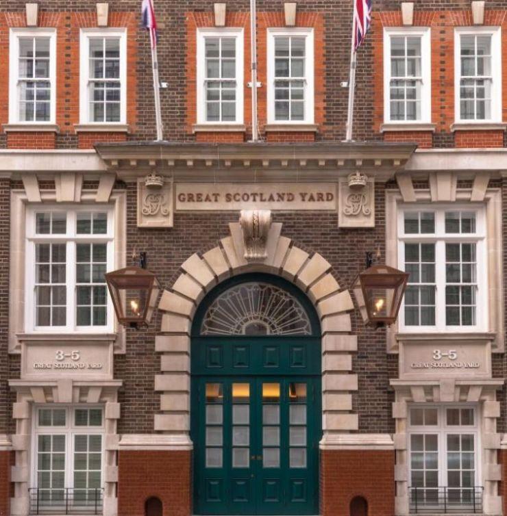 Hyatt The Unbound Collection London