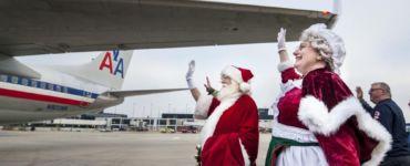 airport chrismas cancelled flights