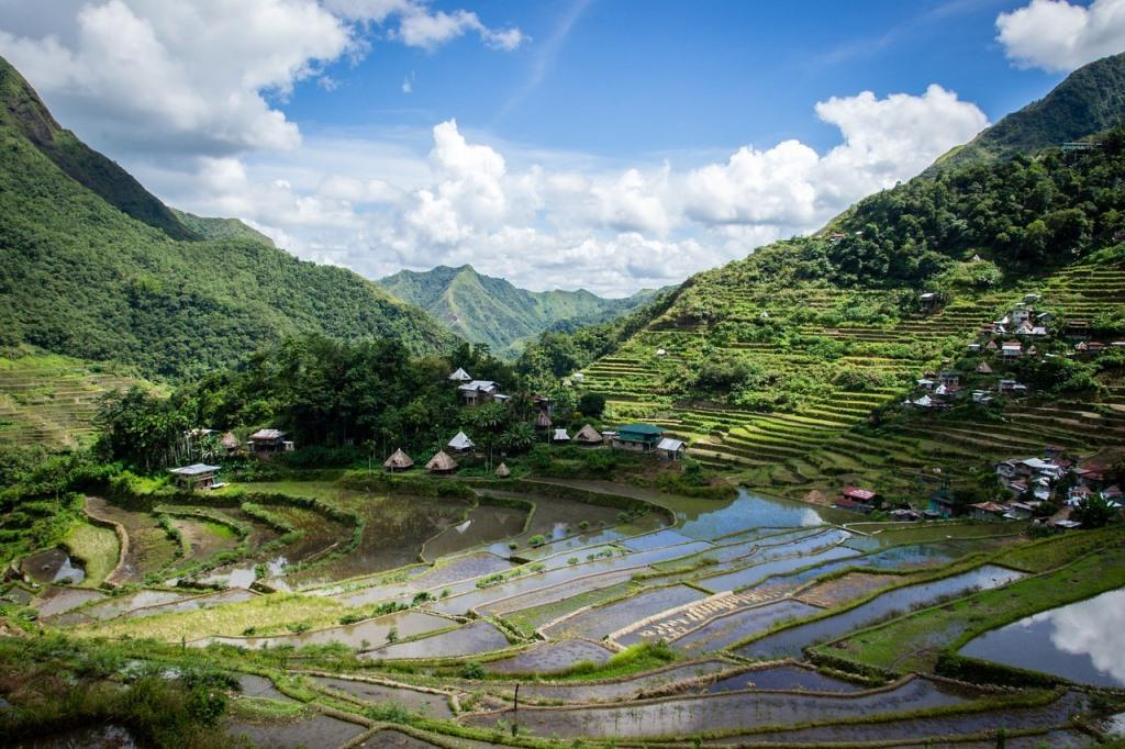 batad rice terrace philippines