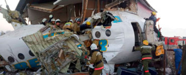 Kazakhstan plane crash