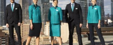 Aer Lingus uniform